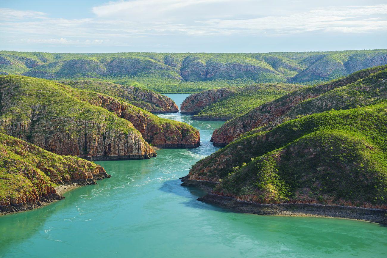Lauren Bath - The Horizontal Falls Waterfall Travel Photography. The Kimberley, Western Australia