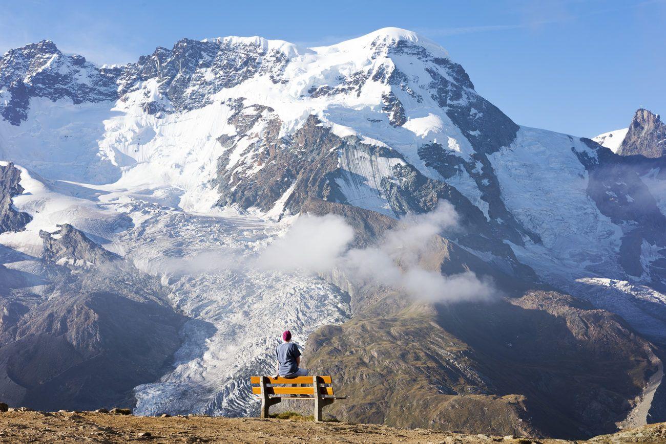 Lauren Bath - Epic Selfie Travel Photography Zermatt Switzerland