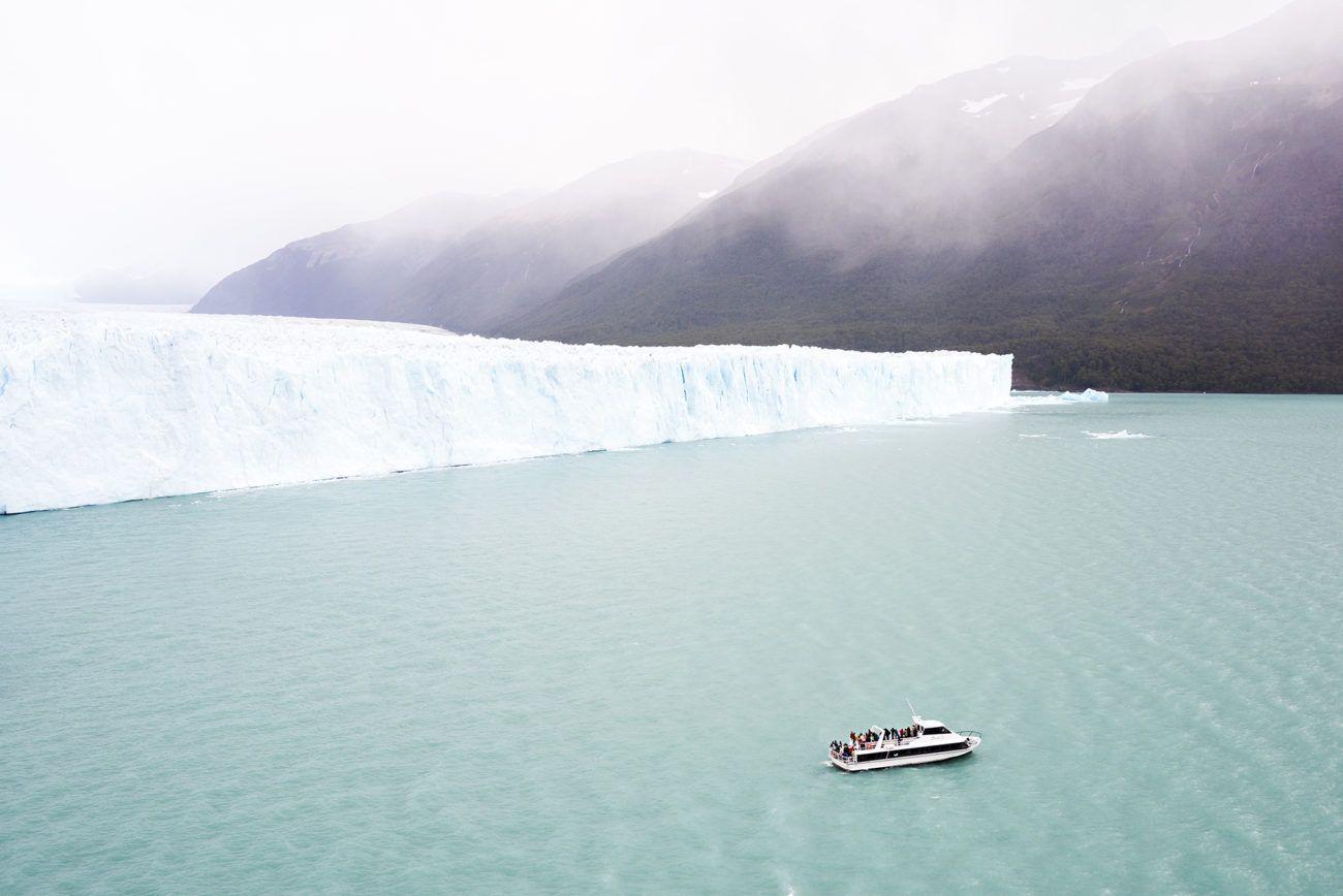 Lauren Bath - El Calafate Travel Photography Perito Moreno Glacier. Argentina, South America