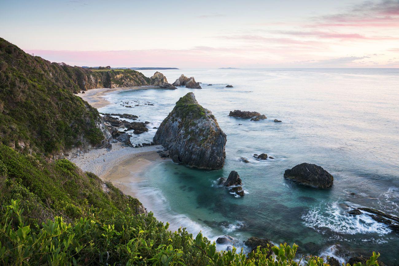 Lauren Bath - Sapphire Coast Travel Photography. Horsehead Rock Bermagui, New South Wales Australia