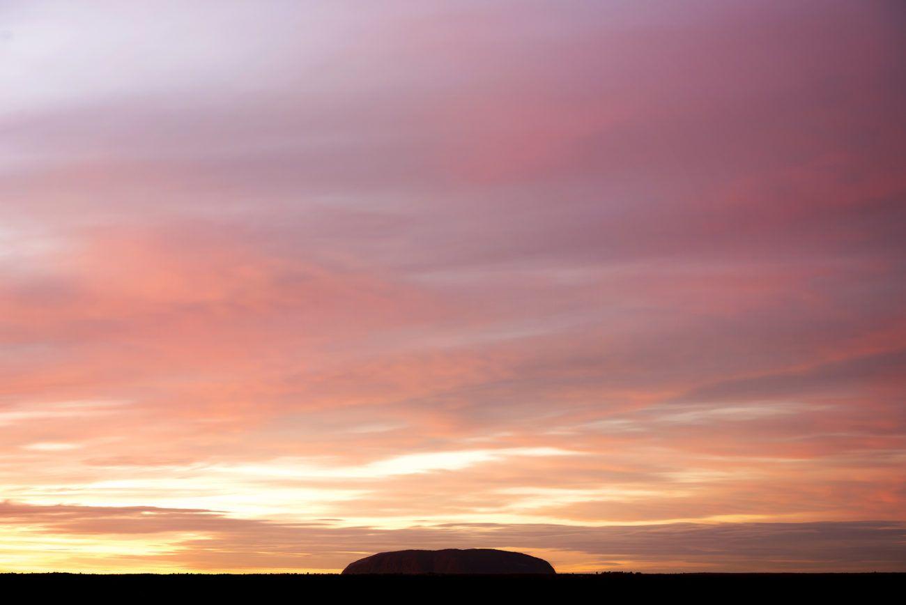 Lauren Bath - Sunrise Rock Travel Photography. Uluru, Northern Territory Australia