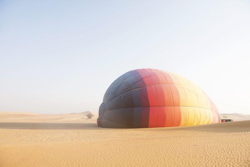 Resting Balloon